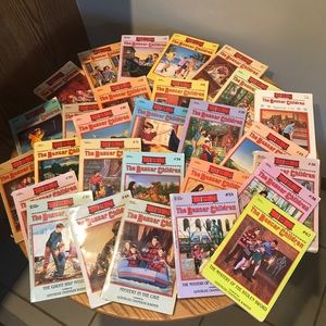 Boxcar Children Kids Chapter Book Lot